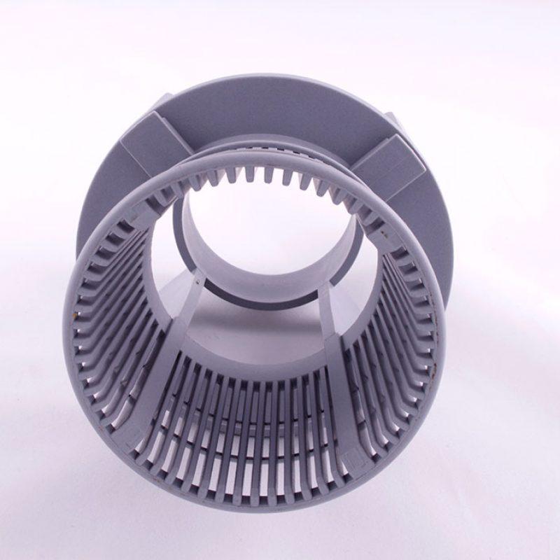 Fabricación de piezas de plástico en Poliamida (PA)